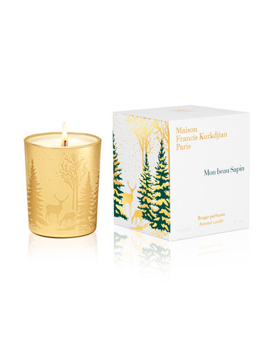 Mon beau Sapin Scented candle, 6.7 oz./ 198 mL
