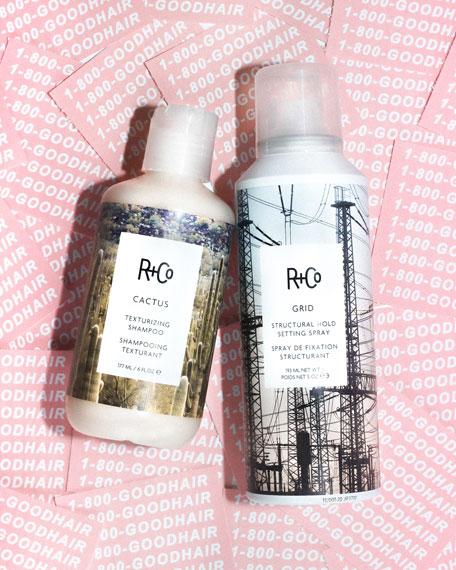 R+Co CACTUS Texturizing Shampoo, 6 oz.