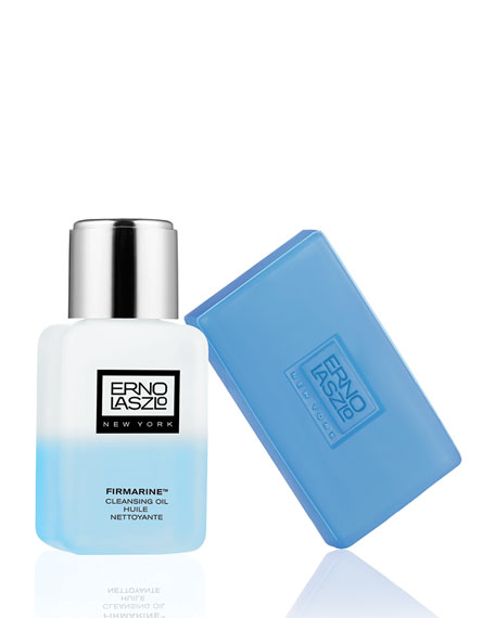 Erno Laszlo Firmarine Bespoke Cleansing Set ($38 Value)