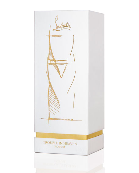 Image 2 of 5: Christian Louboutin Trouble in Heaven Parfum, 1.0 oz./ 30 mL