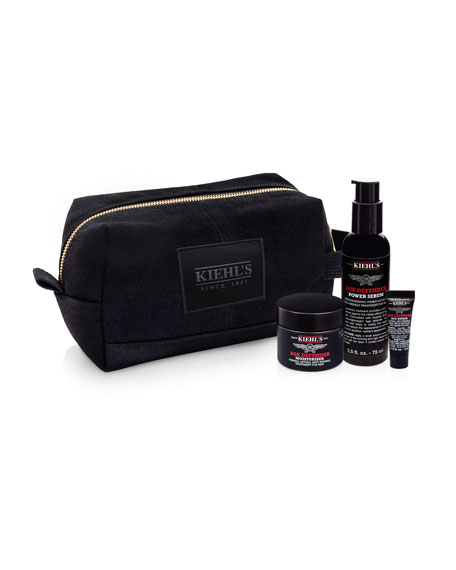 Kiehl's Since 1851 Limited Edition Age Defender Collection ($112 Value)