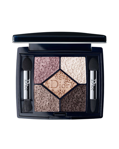 Dior Limited Edition 5 Couleurs Eyeshadow Palette - Splendor Holiday Collection