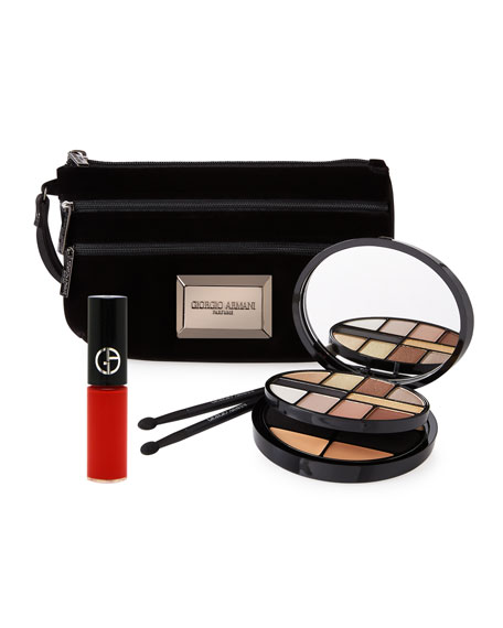 Giorgio Armani Limited Edition Holiday Night Lights Palette