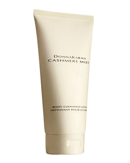 Donna Karan Cashmere Mist Body Cleansing Lotion