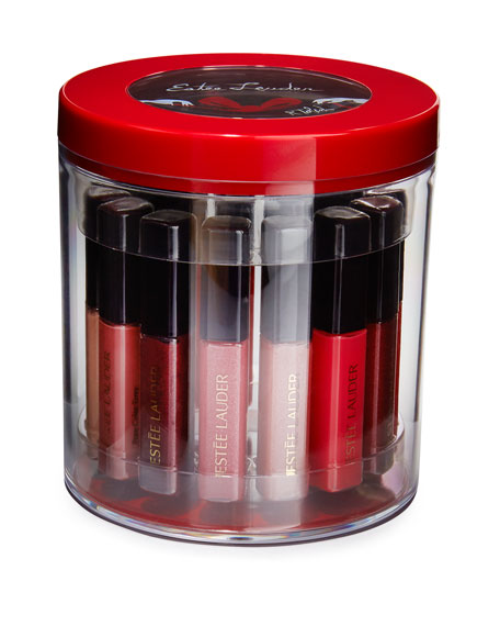 Limited Edition Gloss Go Round Pure Color Envy Sculpting Gloss Collection ($70 Value)