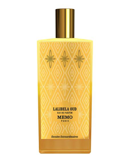 Memo Paris Lalibela Oud Eau de Parfum, 2.5 oz./ 75 mL