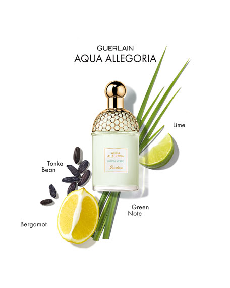 Limon Verde Aqua Allegoria Perfume, 4.2 oz./ 124 mL