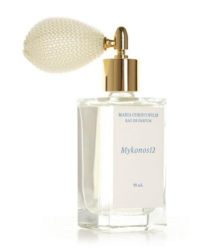 Mykonos12 Eau de Parfum Spray  1.7 oz./ 50 mL