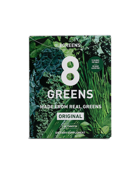 8 Greens Essential Greens Booster, 60 tablets