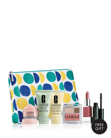 Receive a free 7-piece bonus gift with your $50 Lancôme purchase