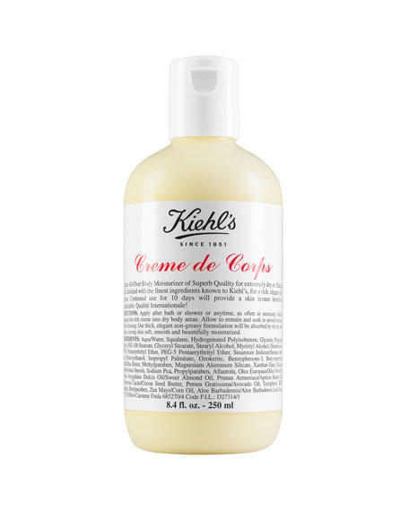 Kiehl's Since 1851 Creme de Corps (NM Beauty