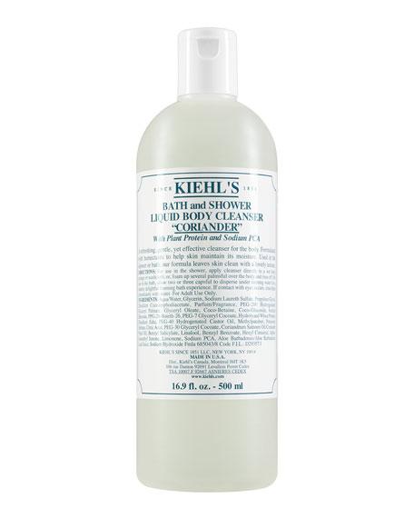 Kiehl's Since 1851 Coriander Bath & Shower Liquid Body Cleanser, 16.9 oz.