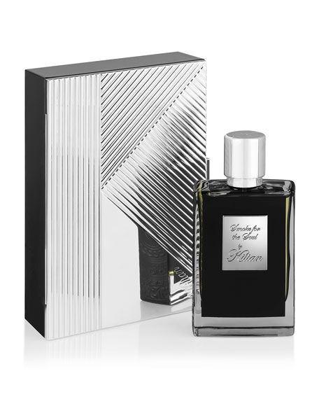 Kilian SMOKE FOR THE SOUL 50 ML REFILLABLE SPRAY AND ITS COFFRET