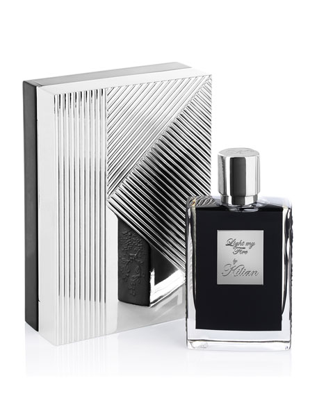 Kilian LIGHT MY FIRE 50 ML REFILLABLE SPRAY AND ITS COFFRET