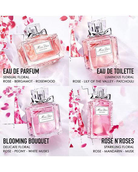 Dior Miss Dior Blooming Bouquet Eau de Toilette, 5 oz.