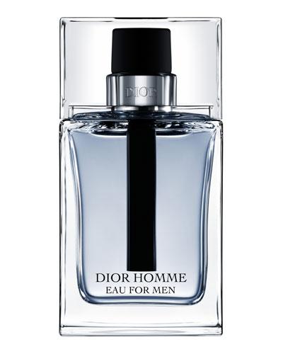 Dior Homme Eau de Toilette For Men  5 oz.