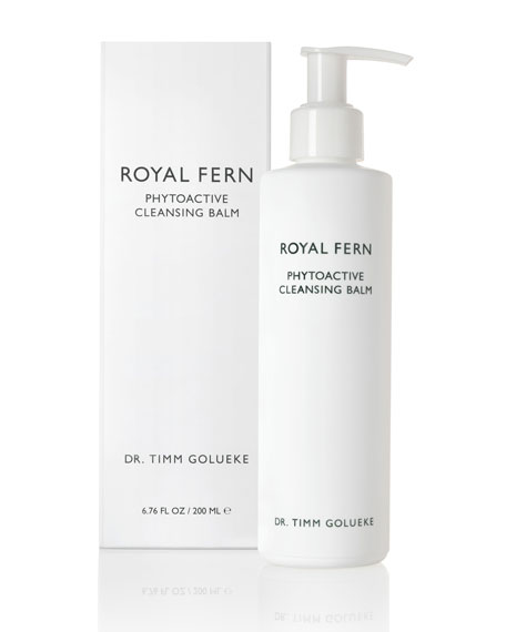 Royal Fern Phytoactive Cleansing Balm, 7.0 oz.