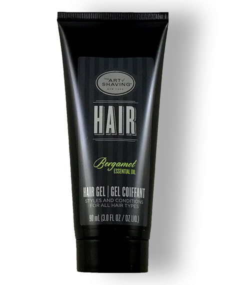 The Art of Shaving Bergamot Hair Gel, 3 oz./ 90 mL