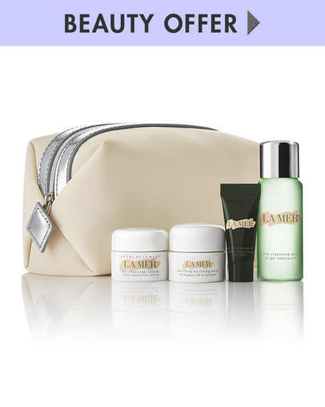 La Mer Yours with any $350 La Mer purchase*