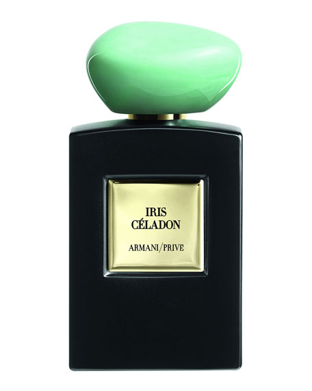 Giorgio Armani Iris Celadon Eau De Parfum, 3.4