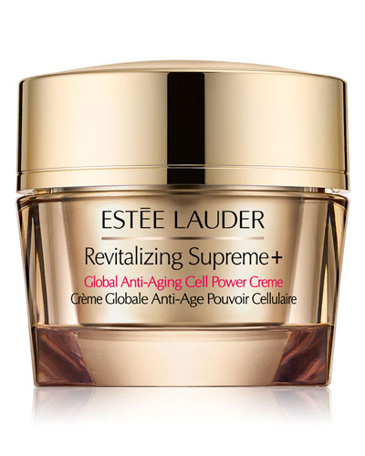 Revitalizing Supreme + Global Anti-Aging Cell Power Crème, 2.5 oz.