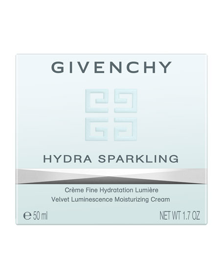 Givenchy Hydra Sparkling Velvet Luminescence Moisturizing Cream, 50 mL