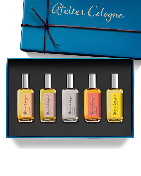 Atelier Cologne Coffret Composition Originale, 5 x 30mL