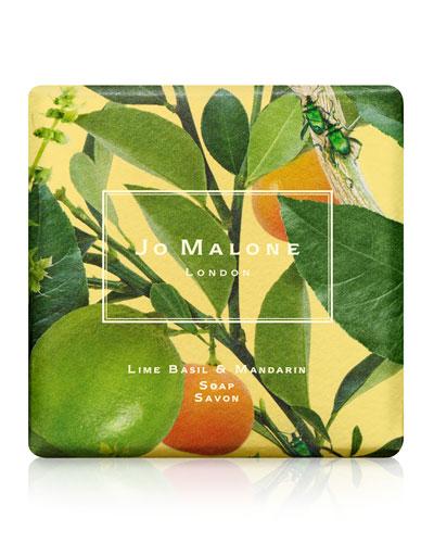 Lime Basil & Mandarin Soap  100g
