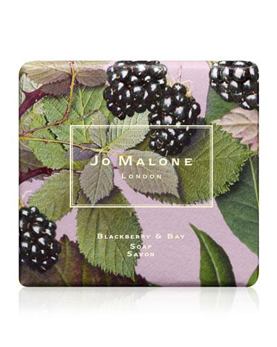 Blackberry & Bay Soap  100g