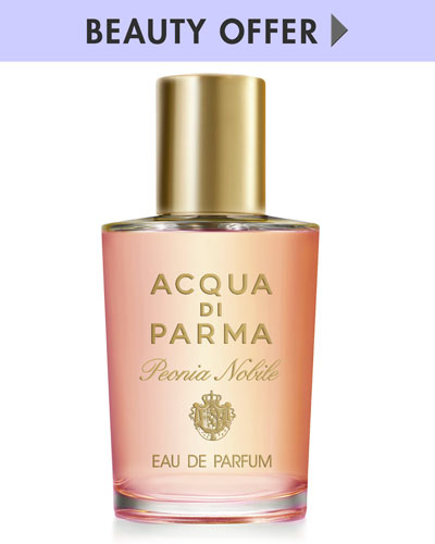 Yours with any $100 Acqua di Parma purchase*