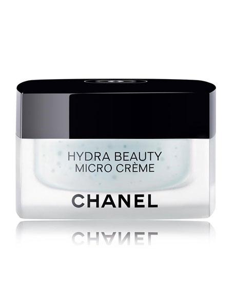CHANEL <b>HYDRA BEAUTY MICRO CR&#200ME </b> <br>Fortifying Replenishing Hydration