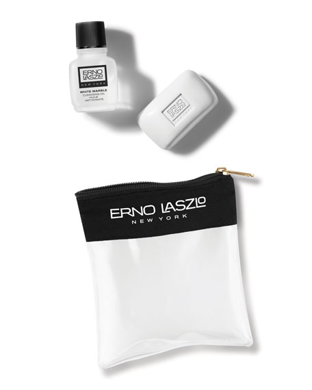 Receive a free 3-piece bonus gift with your Erno Laszlo purchase