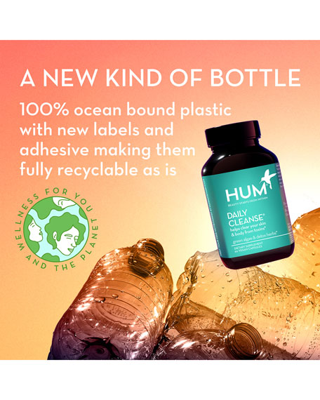 Hum Nutrition Daily Cleanse&#153 Supplement