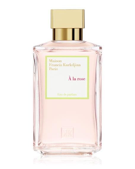 À la rose Eau de Parfum, 6.8 oz./ 200 mL