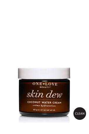 One Love Organics Skin Dew Coconut Water Cream, 2.1 oz./ 60 g