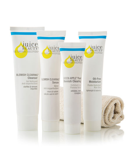 Juice Beauty BLEMISH CLEARING & #153 SOLUTIONS KIT ($59 VALUE)