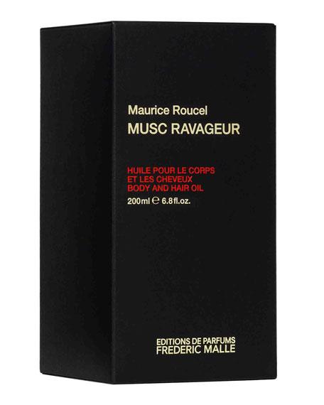 Musc Ravageur Hair & Body Oil