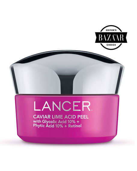 Lancer Caviar Lime Acid Peel, 1.7 oz./50 ml
