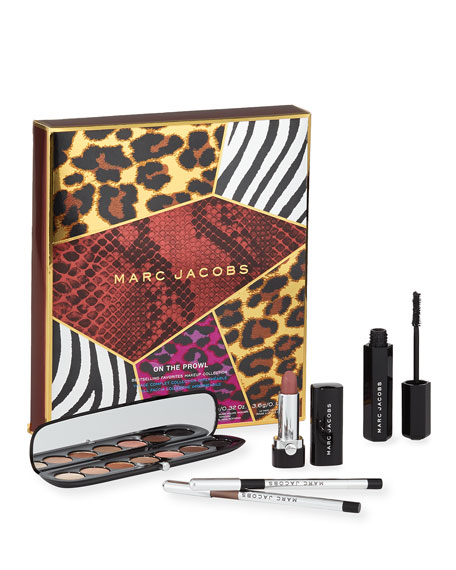 Marc Jacobs On The Prowl Full Face Collection