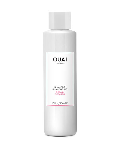 OUAI Haircare Repair Shampoo, 10 oz./ 300 mL