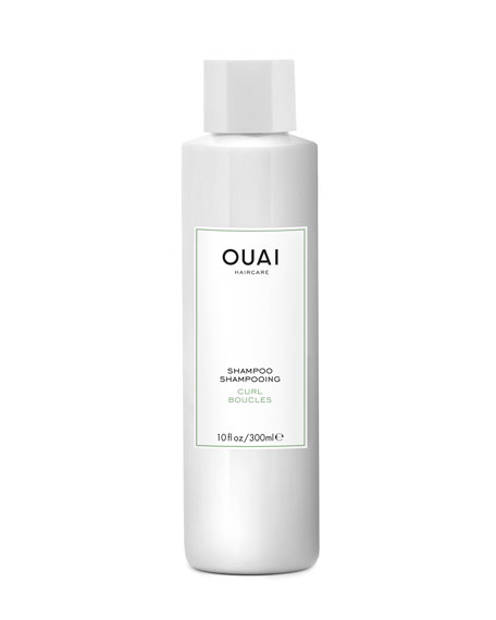 OUAI Haircare Curl Shampoo, 10 oz./ 300 mL
