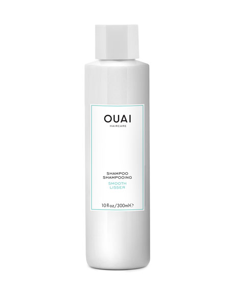OUAI Haircare Smooth Shampoo, 10 oz./ 300 mL