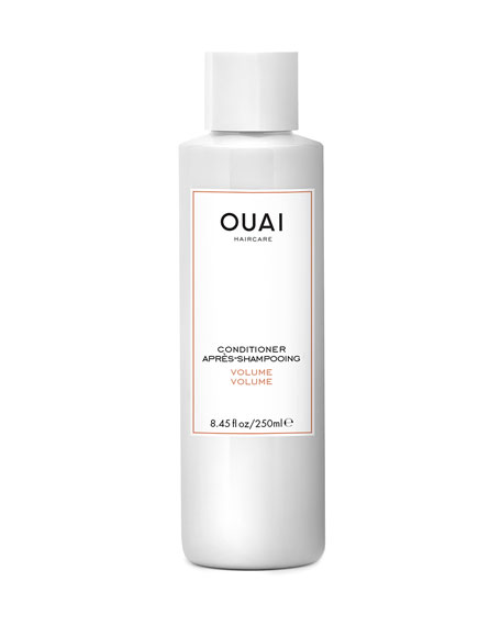 OUAI Haircare Volume Conditioner, 8.4 oz./ 250 mL