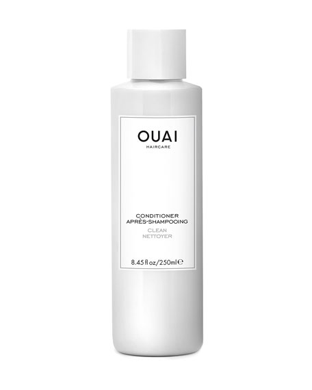OUAI Haircare Clean Conditioner, 8.4 oz./ 250 mL