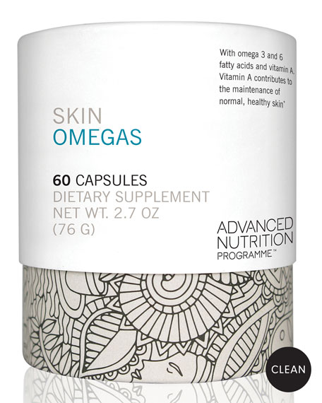 Jane Iredale Skin Omegas, 60 Pack