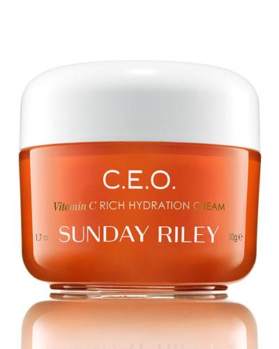 C.E.O. Vitamin C Rich Hydration Cream  1.7 oz./ 50 mL