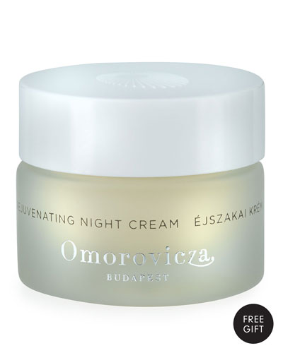 Yours with any Omorovicza purchase—Online only*
