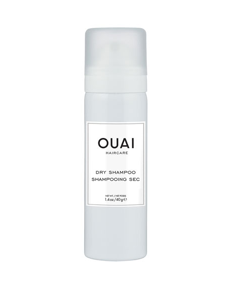 OUAI Haircare Dry Shampoo Travel-Size, 1.4 oz./ 41