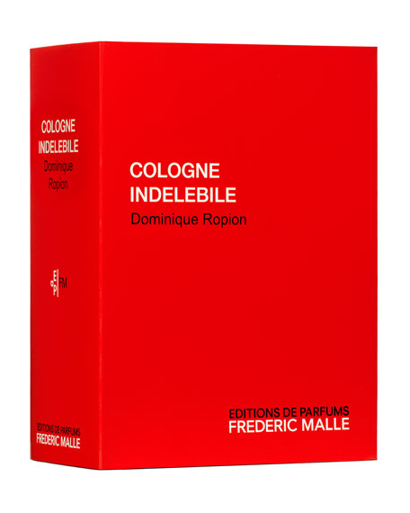 Cologne Indelebile Perfum, 3.4 oz./ 100 mL