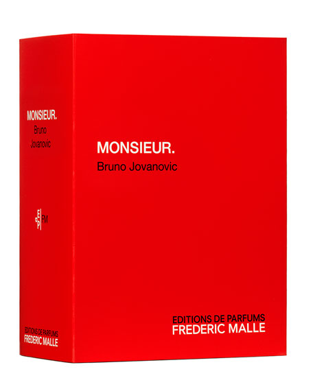 Monsieur. Perfume 3.4 oz./ 100 mL
